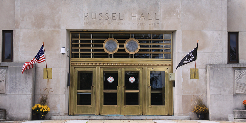 russel-hall-front-view